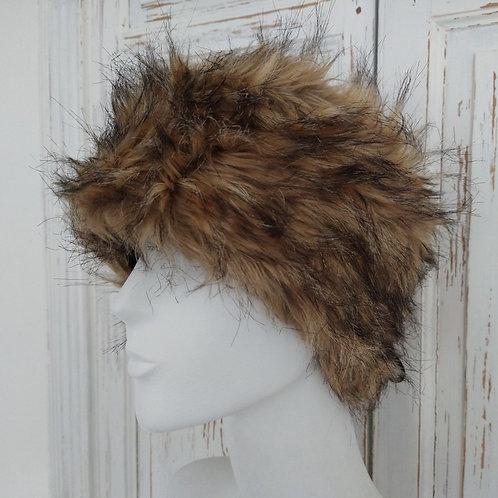 Feux Fur Spikey Headband