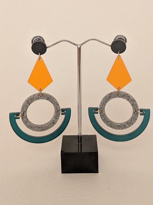 Toolally Earrings