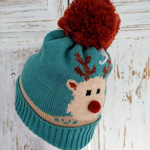 The Warm Bobble Hat from Powder