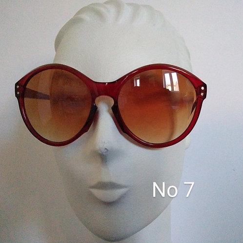 Sunglasses no 7