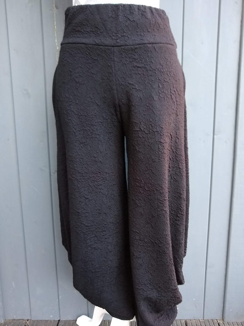 Winter weight contemporary trousers