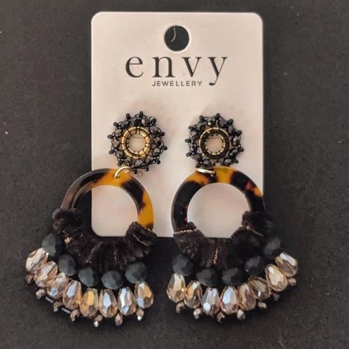 Envy Big Sparkly Earrings