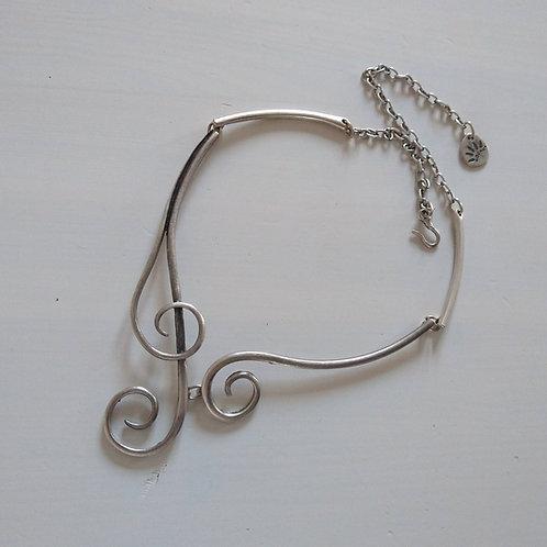 Hatti Contemporary Mix Necklace