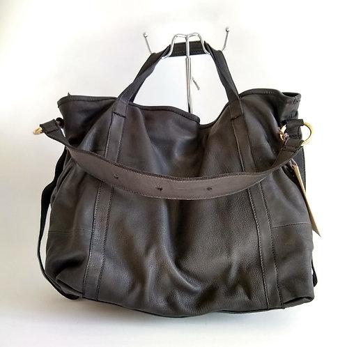 Sacs Large Black Sack Bag