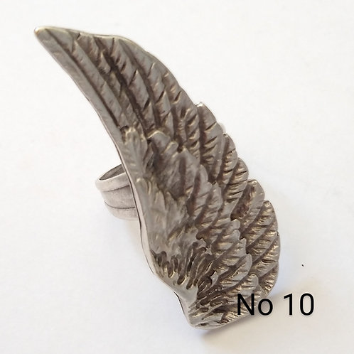 Hatti Metal Ring No 10