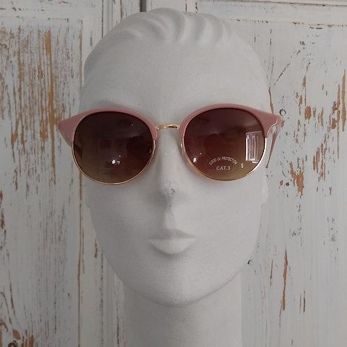 Powder Pink Sunglasses.