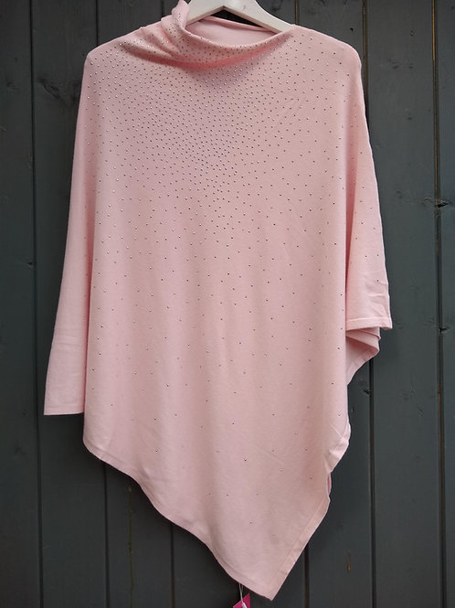 Ponchos in Blue and Pink