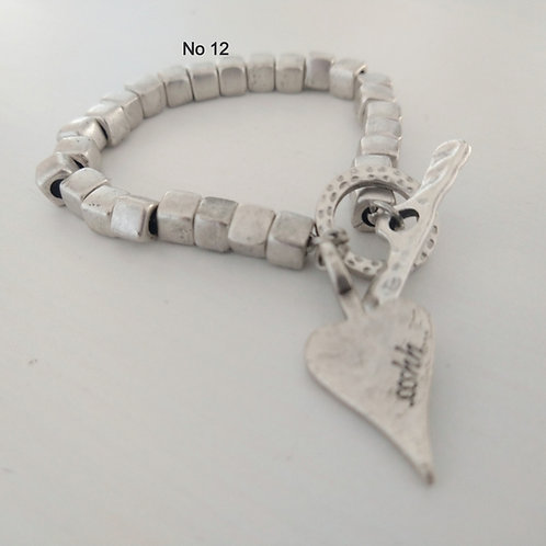 Hatti Metal Bracelet No 12