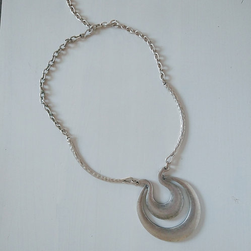 Hatti Double Loop Necklace