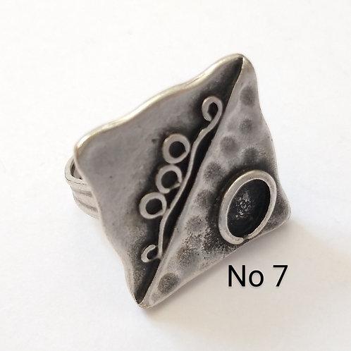 Hatti Metal Ring No 7