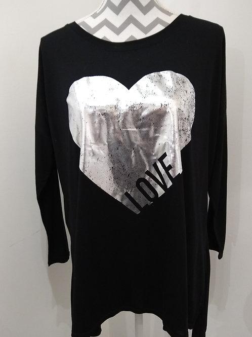 Katie Sundae Tee Long Sleeve T shirt