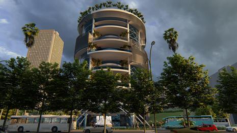METROPOLITAN CITY HOTEL