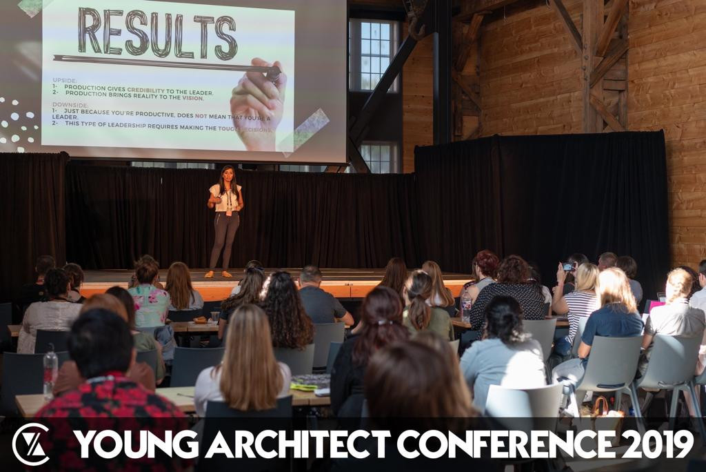 YOUNG ARCHITECT CONFERENCE 19