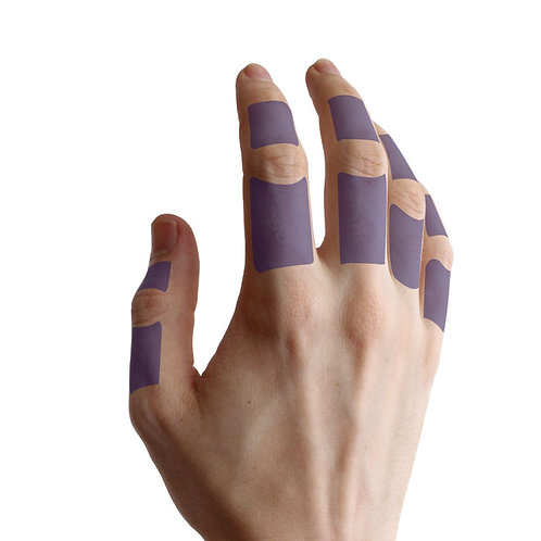 Dedos - Pacote Masculino