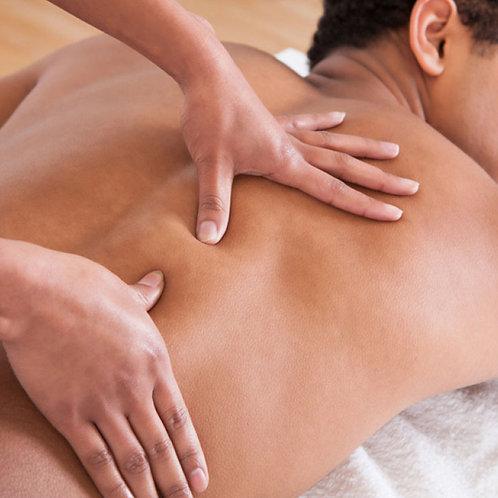 Massagem Relaxante - Sessão