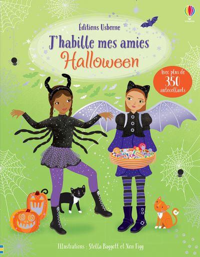 Usborne - J'habille mes amies - Halloween