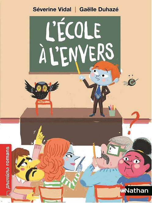 Nathan - L'école à l'envers - French edition