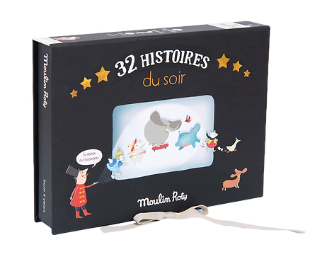 Moulin Roty - 32 Histoires - Deluxe Cinema Box