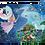 Thumbnail: Djeco -Silhouette Fairy and Unicorn