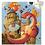 Thumbnail: Djeco -Vaillant and the Dragon Silouhette