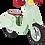 Thumbnail: Janod - Mint scooter balance bike
