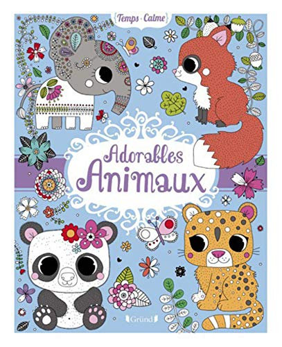Grund-  Coloriage Adorables animaux