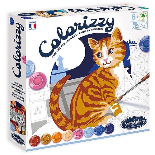 Sentosphère - Colorizzy Cats