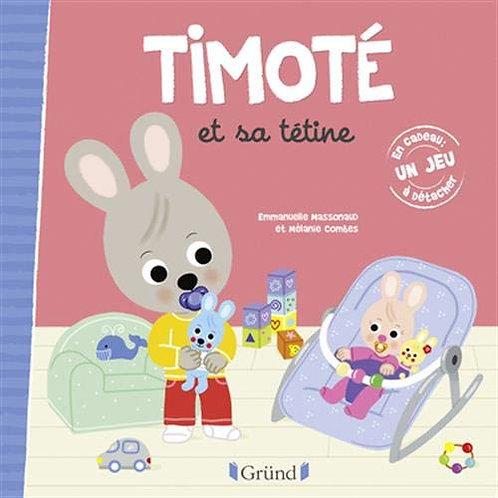 Grund - Timoté et sa tétine