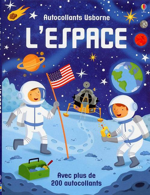 Usborne - L'espace