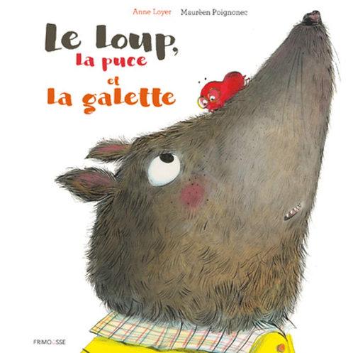 Frimousse - Loup, La Puce et la Galette