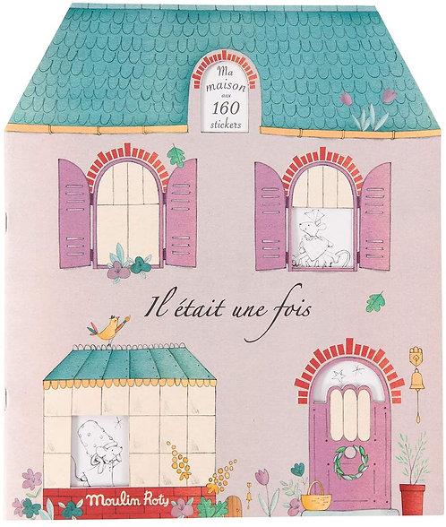 Moulin Roty - Il etait une fois Sticker Book