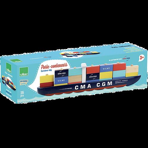 Vilac-Container-ship