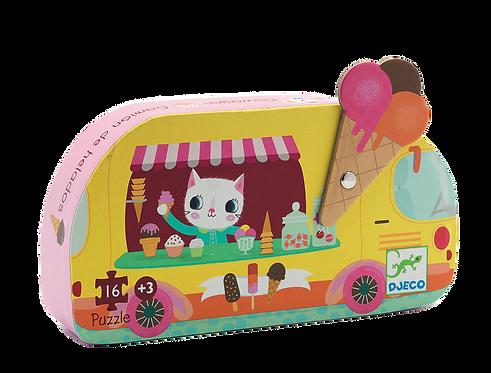 Djeco - Ice cream truck mini