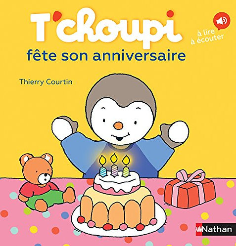 Nathan-T'choupi fete son anniversaire