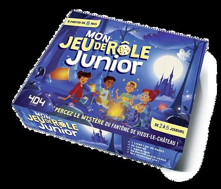 404 Editions - Mon jeu de role Junior
