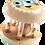 Thumbnail: Djeco - Baby white BabyShaki