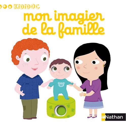 Nathan- Mon imagier de la famille