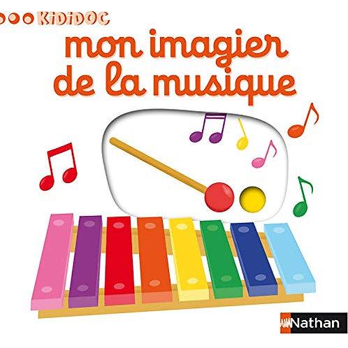 Nathan- Mon imagier de la musique