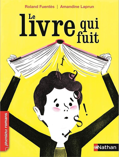 Nathan - Le livre qui fuit - French edition