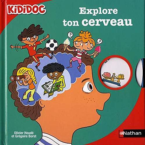 Nathan- Explore ton cerveau- Kididoc
