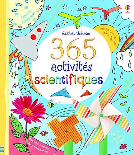 Usborne - 365 activités scientifiques