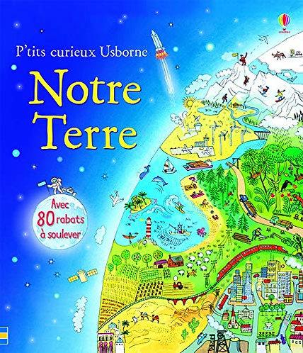 Usborne - Notre Terre
