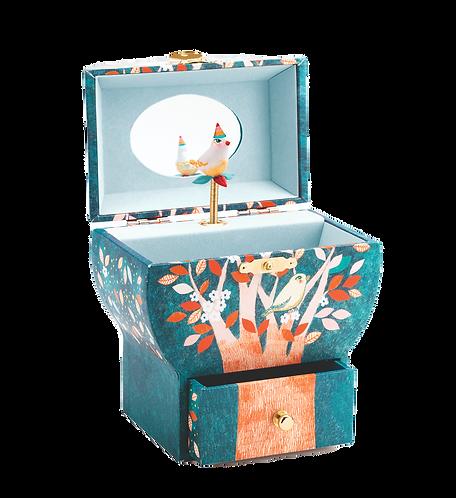 DJECO - Night singing - Treasure box