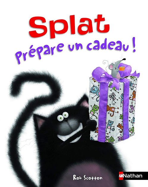 Nathan- Splat prépare un cadeau