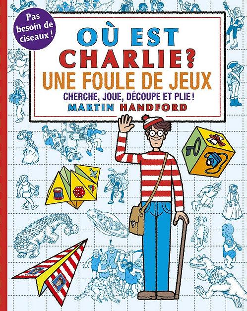 Grund - Où est Charlie ? Une foule de Jeux