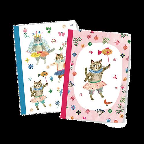 Djeco - Aiko Little notebook