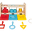 Thumbnail: JANOD - Shape sorter box with keys - Plastic and wooden toys