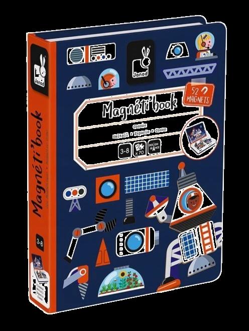 Janod  - Cosmos magneti'book