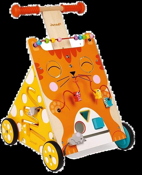 JANOD - Multi-activities cat baby walker