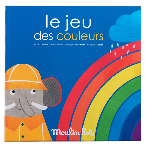 Moulin Roty - Les Popipop - The rainbow game